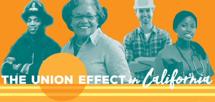 Union Effect in California